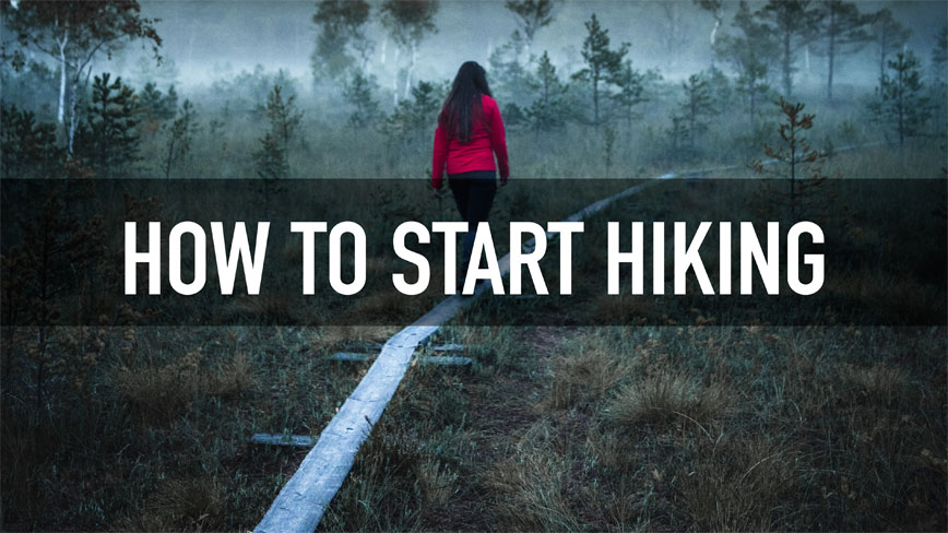tervas outdoor how to start hiking