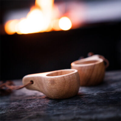 Tervas Outdoor shot kuksa 2