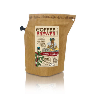 Grower Coffee Brazil retkikahvi 2 kuppia 1
