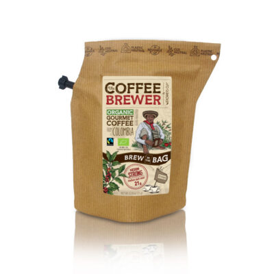 Grower Coffee Colombia retkikahvi 2 kuppia 1