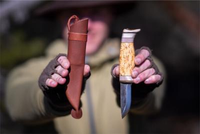 Tervas Outdoor original Lapland knife 2