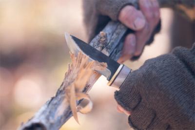 Tervas Outdoor original Lapland knife 3