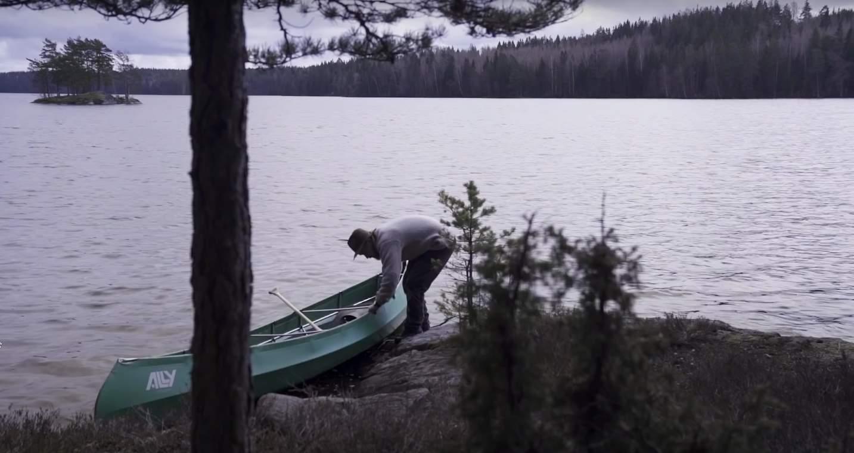 Sateinen kahden yön retki kanootilla I Haastetta huonoista keleistä 1